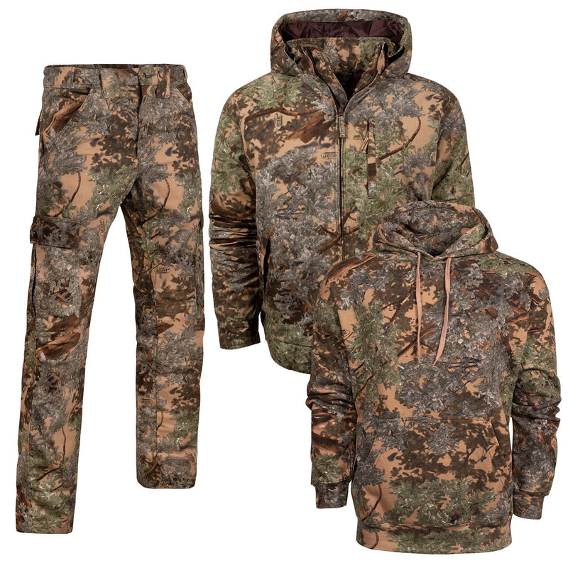 Classic Insulated Bundle in Desert Shadow | King's Camo