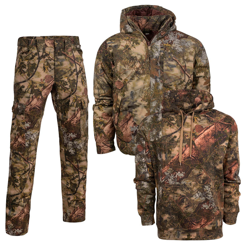 Classic Insulated Bundle in Mountain Shadow | King's Camo