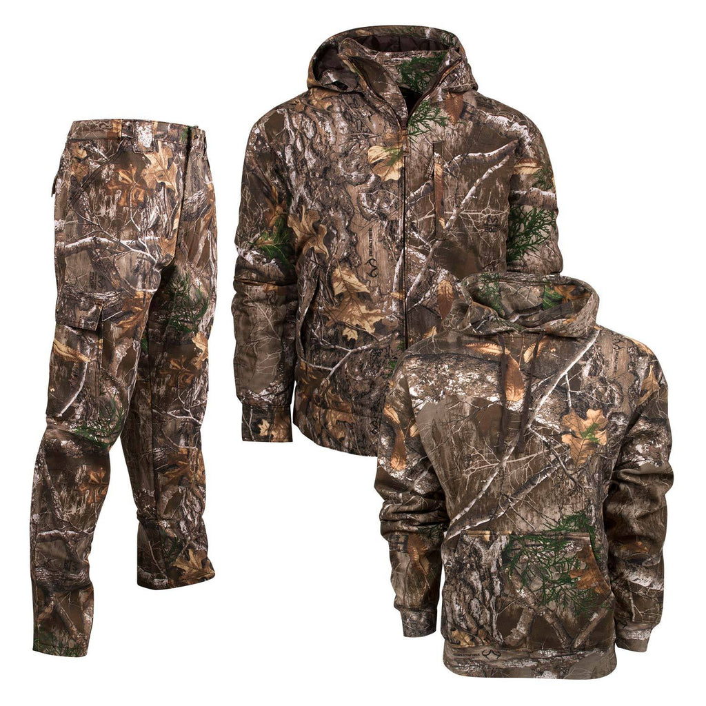 Classic Insulated Bundle in Realtree EDGE | King's Camo
