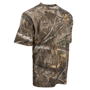 Classic Cotton Short Sleeve Tee | King's Camo