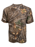 Classic Cotton Short Sleeve Tee in Realtree Edge