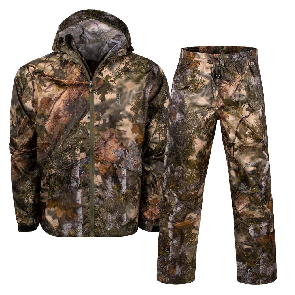 52c365033cf46 Camo Rain Jacket - Camo Rain Pants | King's Camo | Waterproof ...