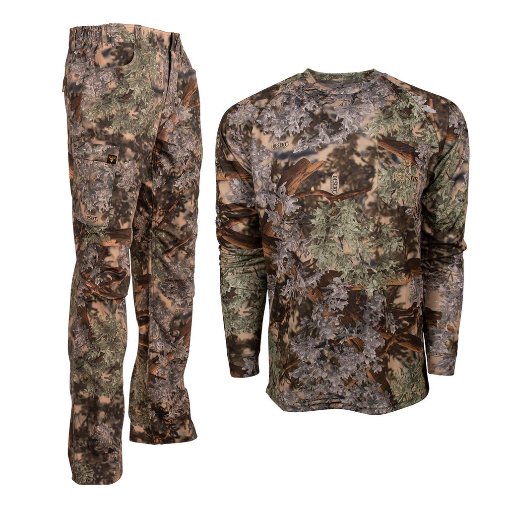 Hunter Essential Bundle in Desert Shadow | King's Camo