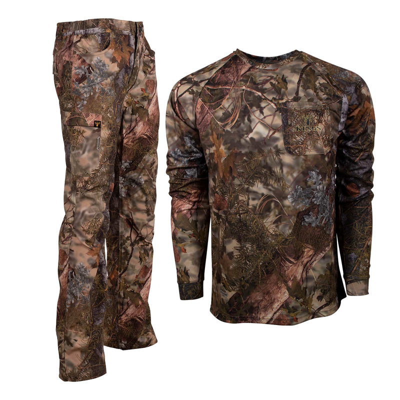 Hunter Essential Bundle in Mountain Shadow | King's Camo