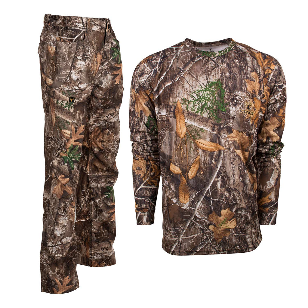 Hunter Essential Bundle in Realtree EDGE | King's Camo