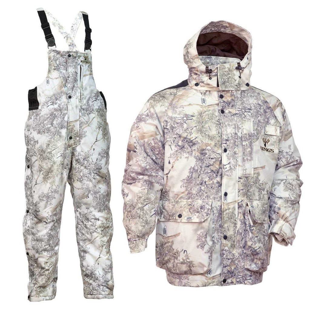 Snow Shadow® Camo Insulated Bundle Medium Jacket | King's Camo