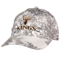 Hunter Series Logo Hat Snow Shadow | King's Camo