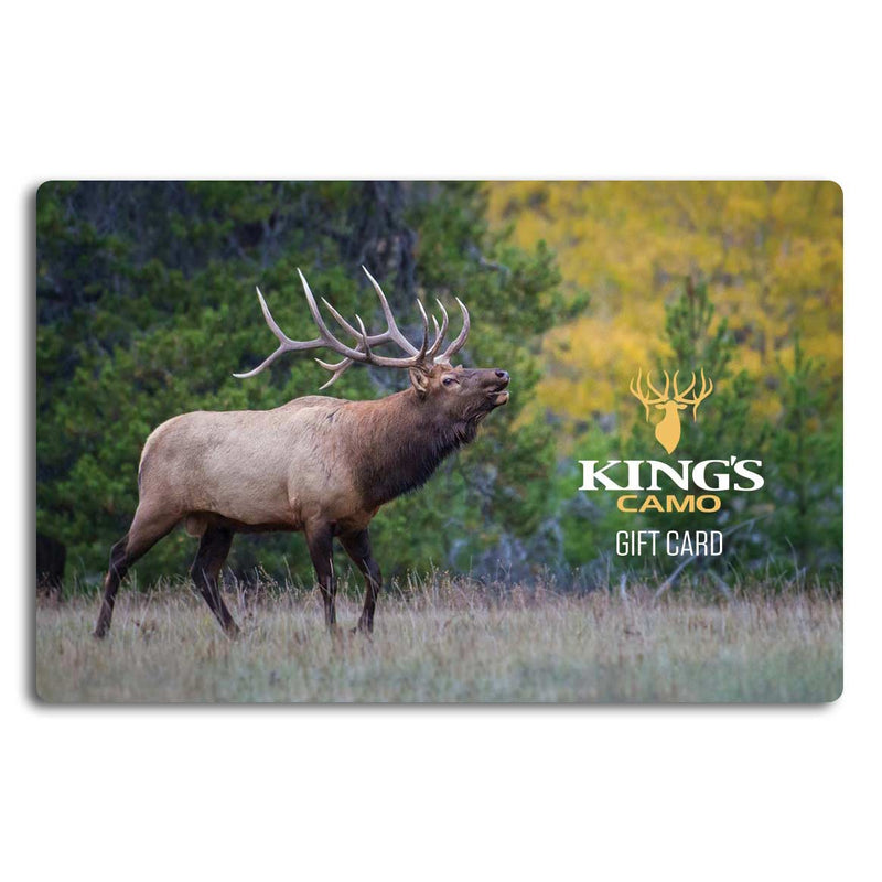 Free $150 King's Gift Card | King's Camo
