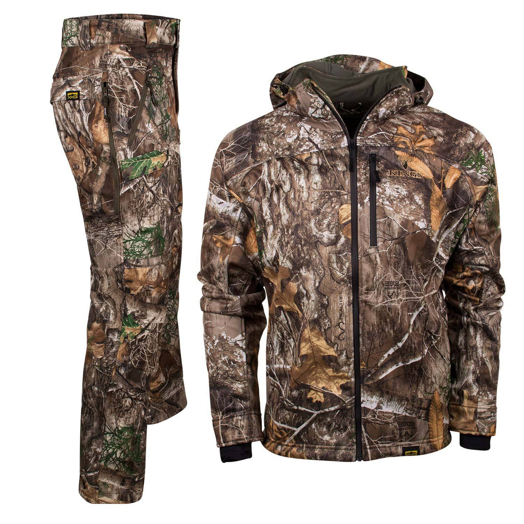 XKG Lone Peak Bundle in Realtree EDGE | King's Camo