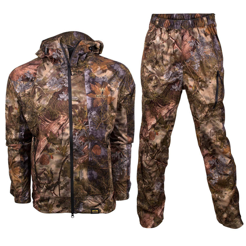 XKG Windstorm Rain Bundle in Mountain Shadow® Mountain Shadow | King's Camo