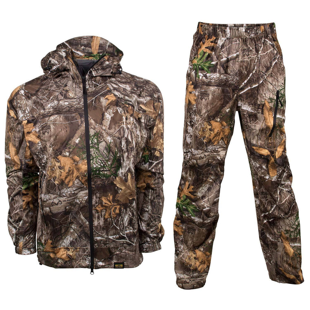XKG Windstorm Rain Bundle in Realtree Edge® Realtree Edge | King's Camo