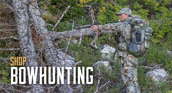 King's Camo Bowhunting Gear