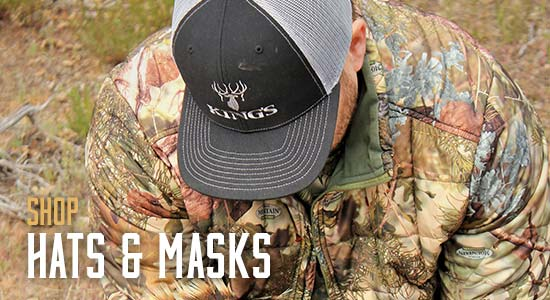 Hunting Hats & Masks | King's Camo