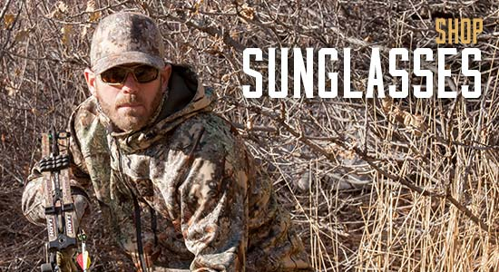 King's Camo Sunglasses