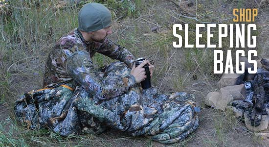 Sleeping Bags | King's Camo