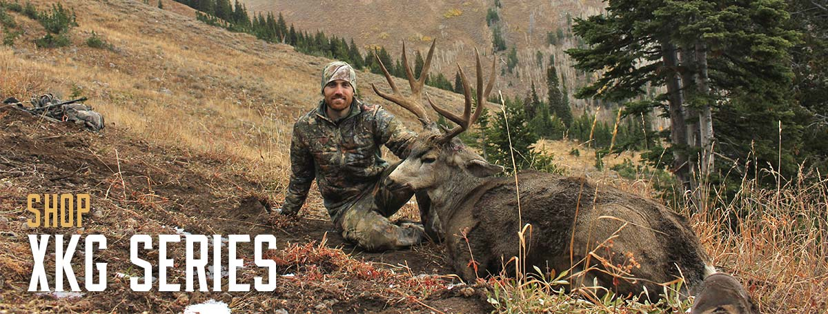 ccff5bd80aa23 XKG Series | Lightweight, High-Performance Hunting Apparel | King's Camo