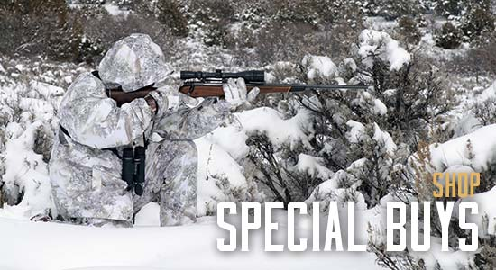 King's Camo Special Buys