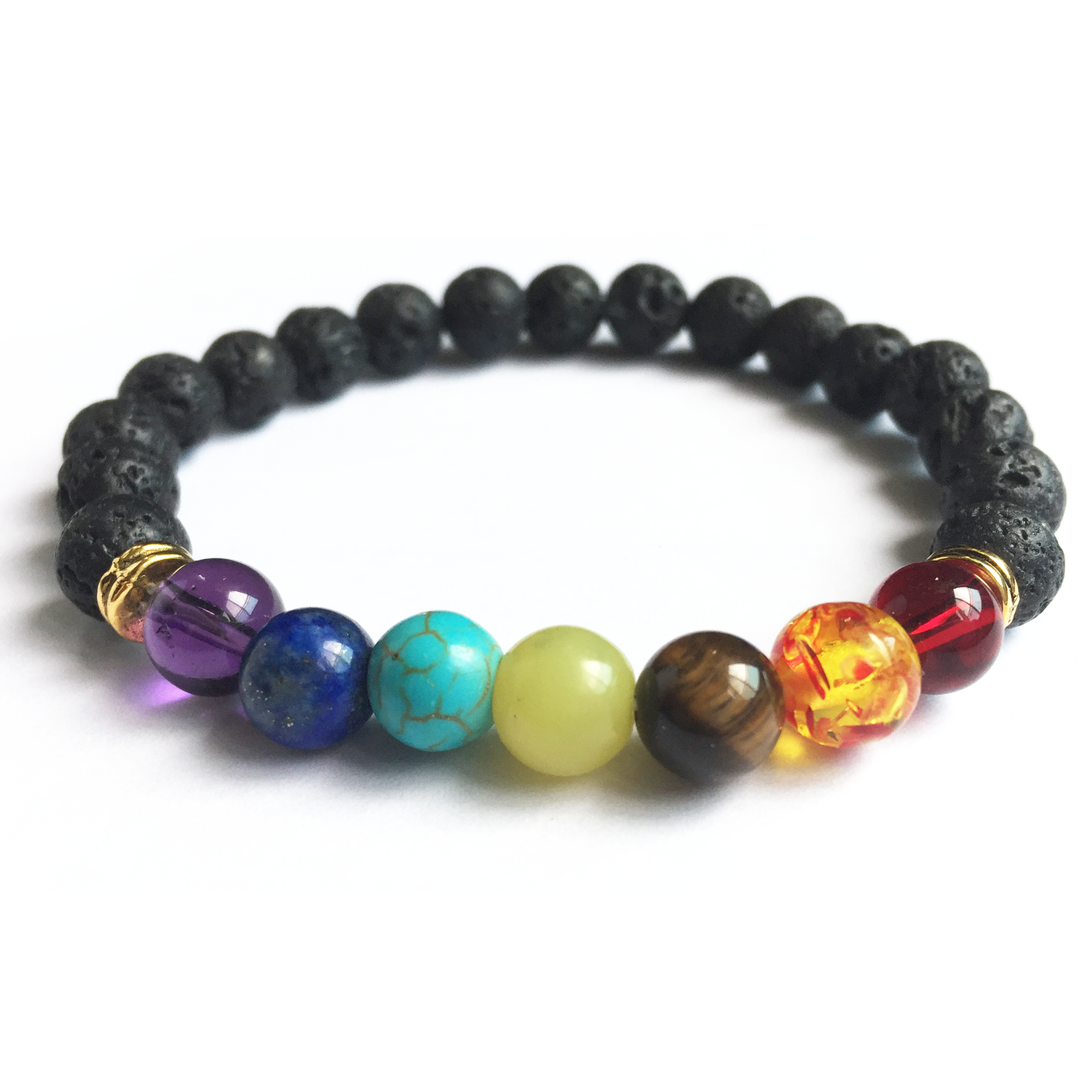 Chakras bracelets & Necklaces