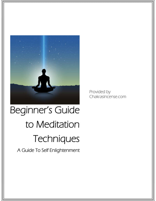 Beignner's Guide to Meditation Techniques