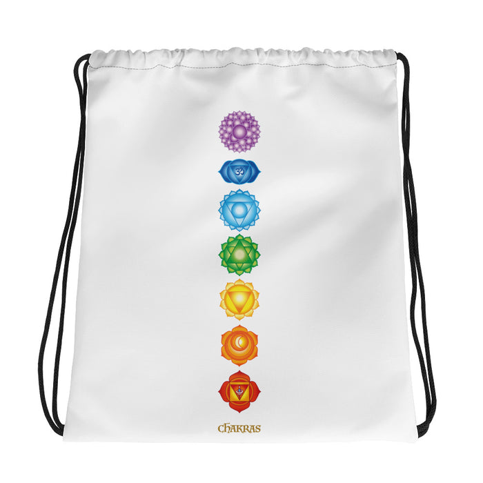 Chakras Essential - Drawstring bag