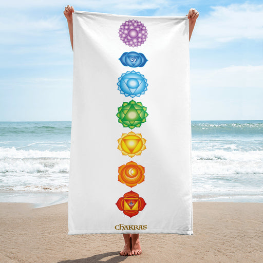 Chakras Essentials - Towel