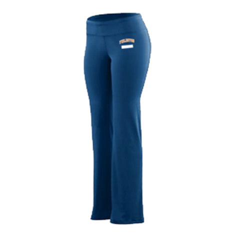 Youth Navy Yoga Pants