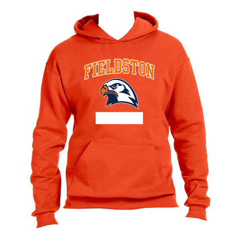 Youth Orange Hoodie