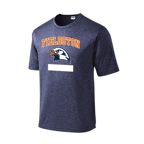Men's Navy Performance Tee
