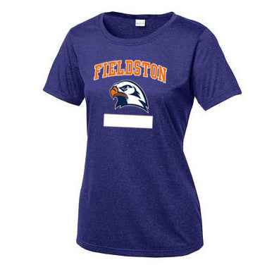 Women's Navy Performance Tee