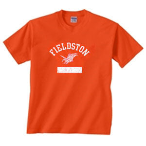 Youth Short Sleeve Cotton T-shirt - Orange