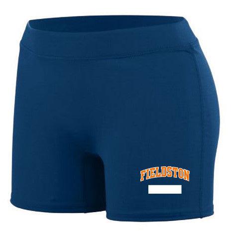 Women's Navy Team Short
