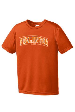 Sport-Tek Youth Tee - Deep Orange