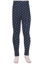 Navy Polkadots Kids