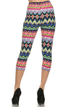 Technicolor Dream Capris