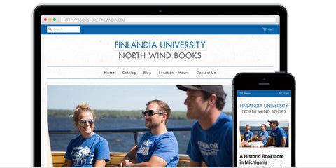 Welcome to the new North Wind Books website