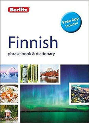 Finnish: phrase book & dictionary