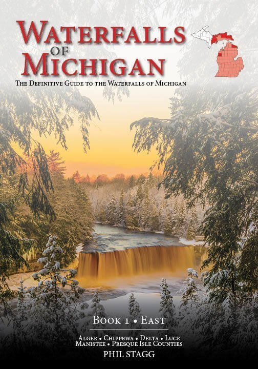 Waterfalls of Michigan: Book 1 EAST