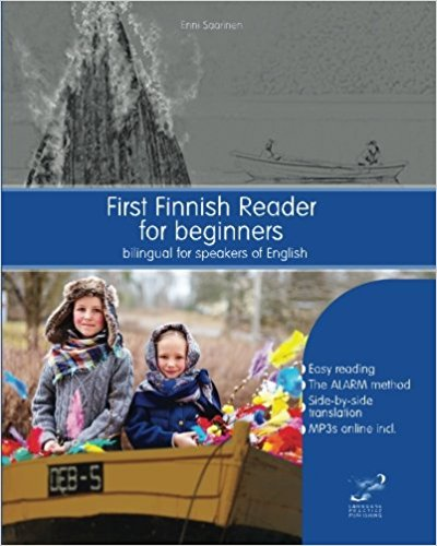 First Finnish Reader for beginners