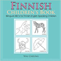 Finnish Children's Book: Bilingual ABC's for Finnish-English Speaking Children