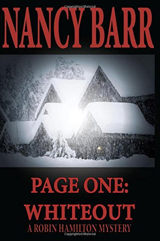 Page One: Whiteout (A Robin Hamilton Mystery)