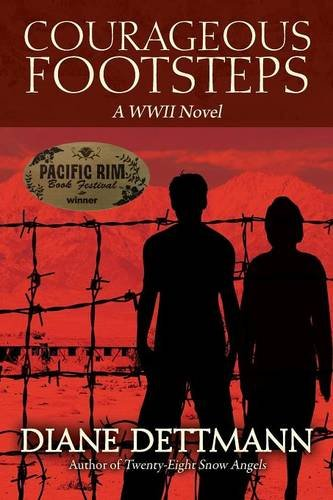 Courageous Footsteps: A WWII Novel
