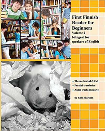 First Finnish Reader for Beginners VOL 2