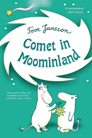 Comet in Moominland Book 1