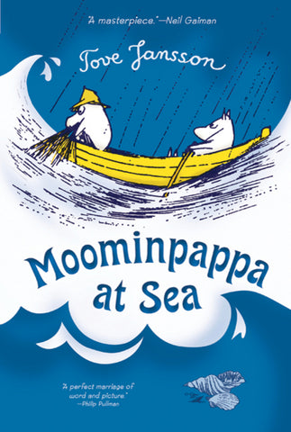 Moominpappa at Sea Book 7