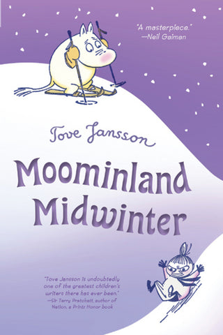 Moominland Midwinter Book 5