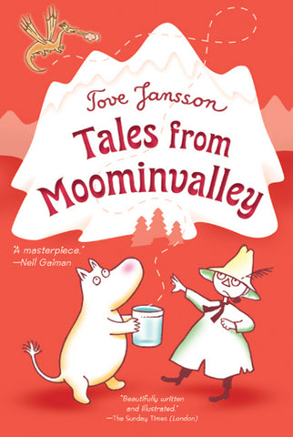 Tales from Moominvalley Book 6