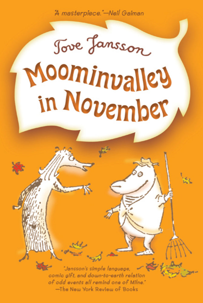 Moominvalley in November Book 8