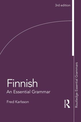 Finnish: An Essential Grammar