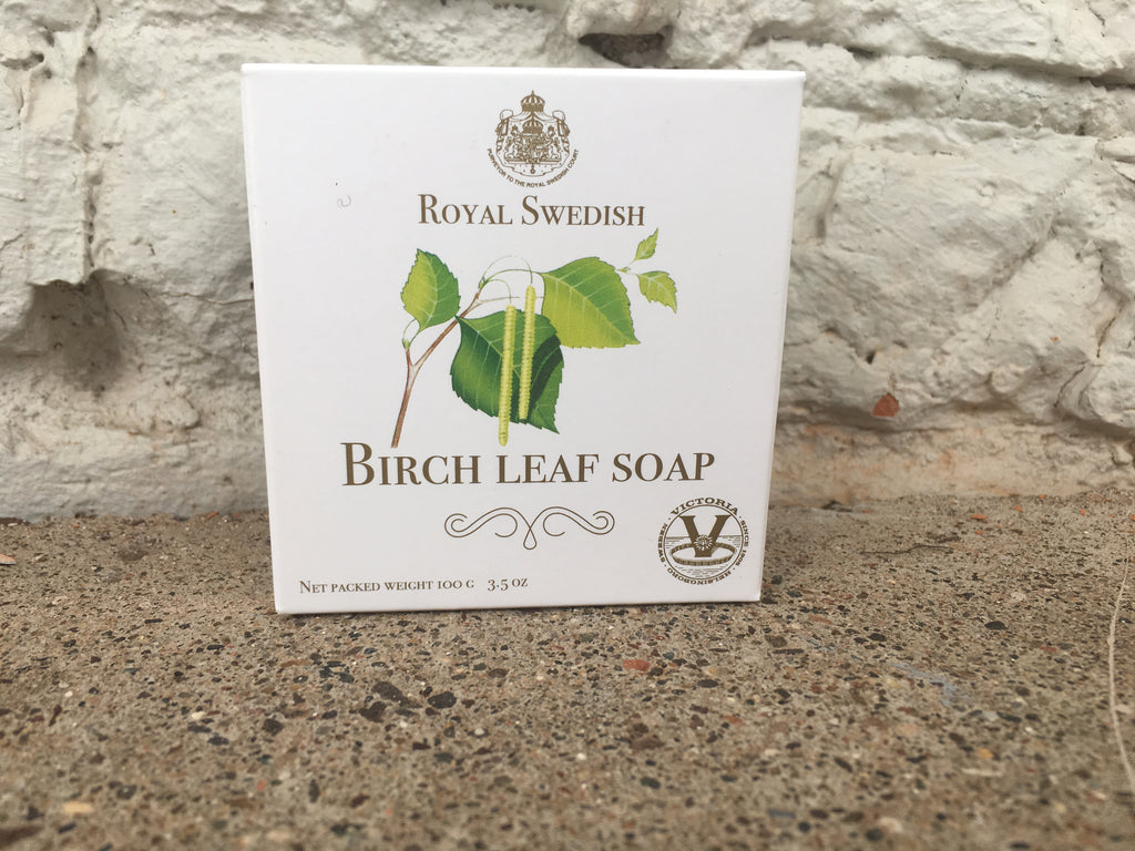 Birch Leaf Soap
