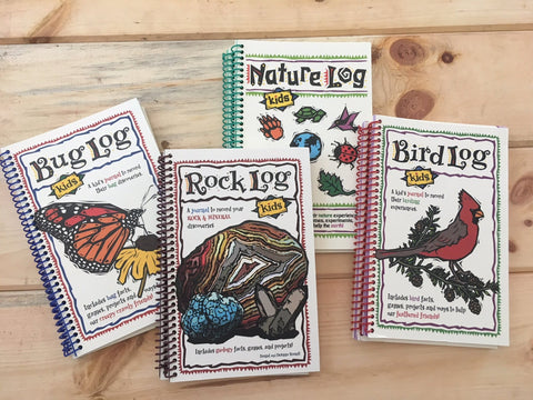 Kids Nature Journals